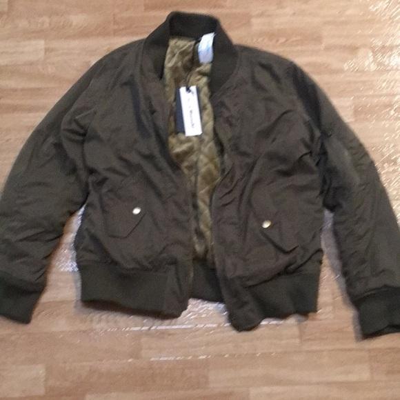 f11fe704ab835 Dear John Jackets & Coats | Size Medium Bomber Jacket Nwt | Poshmark
